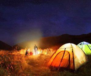 14 tips para acampar para principiantes
