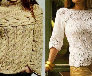 Como hacer un hermoso SUETER a crochet Paso a paso