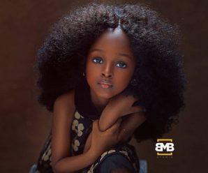 """Es Nigeriana, Tiene 4 Años Y Es La Nueva """"Niña Más Hermosa Del Mundo"""""""