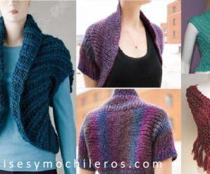 Aprende a TEJER Bellisimos Chalecos a Crochet