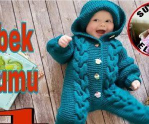 Te enseñamos a tejer un hermoso AJUAR de Bebe