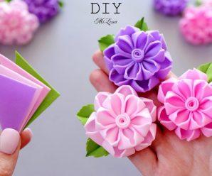 Como hacer Hermosas Rosas de Papel Facilmente