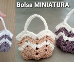 CURSO GRATIS de Bolsitos a Crochet